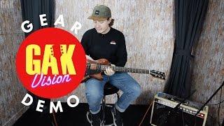 GAK DEMO : Gibson USA 2017 Les Paul Faded T Demo
