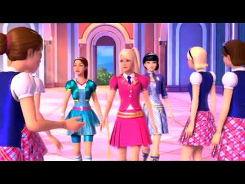 Песня из мультфильма академия принцесс