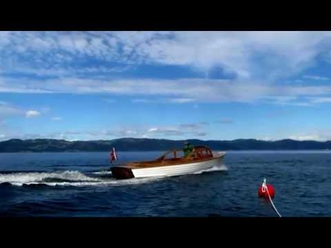 1958 norsk trebåt