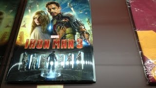 Iron Man 3 - early review from Japan & a Contest!