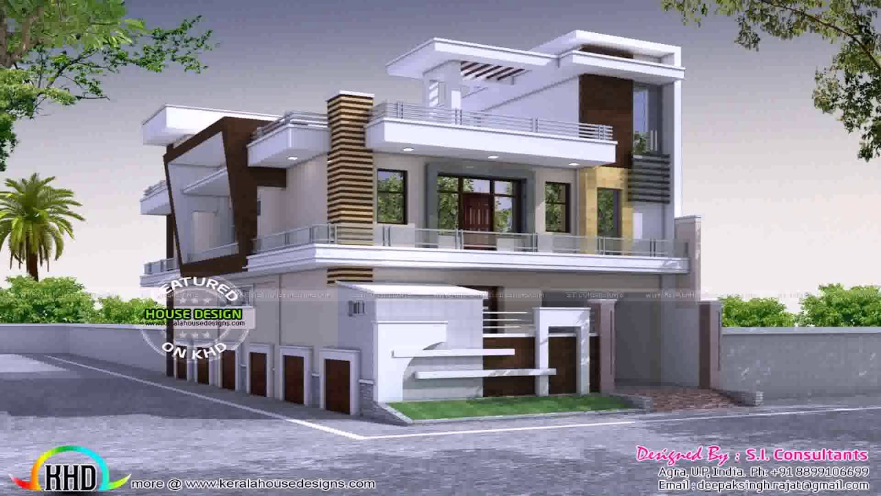 Home Designs In Punjab India