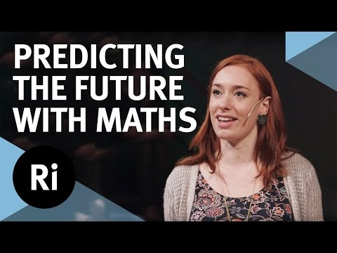 Can Maths Predict the Future? - Hannah Fry at Ada Lovelace Day 2014