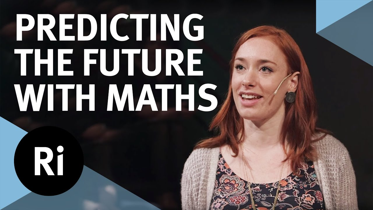 Download Can Maths Predict the Future? - Hannah Fry at Ada Lovelace Day 2014
