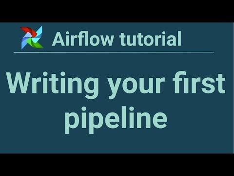 Airflow tutorial 4: Writing your first pipeline - Apply Data Science