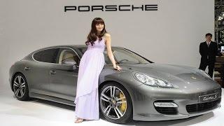 АМЕРИКА Автомобили Porsche новинки 2017 года Выставка в Нью-Йорке