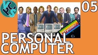 Personal computer : computer tycoon ep05 - grand strategy tycoon pc manufacturer