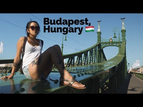 Budapest, Hungary 🇭🇺 Explore, Eat & Discover this City