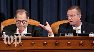 WATCH | House Judiciary Committee debates Trump impeachment articles (FULL LIVE STREAM)