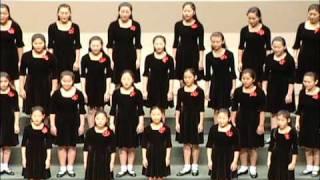 날 좀 보소 (Behold me)  / 박정규 작곡 - 부산시립소년소녀합창단