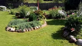 Как создать сад на склоне. В гостях у Тани и Михаила, часть 1