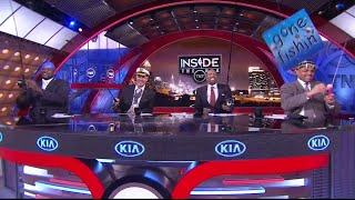 [Playoffs Ep. 7] Inside The NBA (on TNT) Full Episode – Kevin Love/Olynyk/1st Gone Fishin