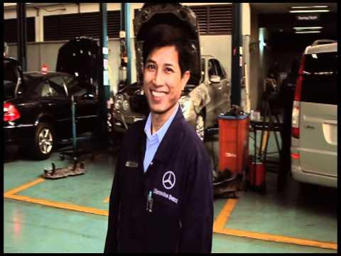 Mercedes Benz Thailand After Sales Services