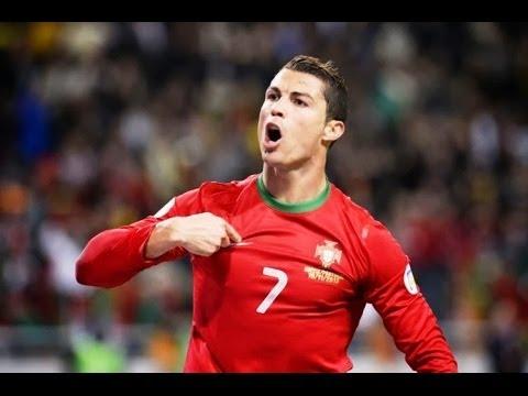 Historia  de un fenómeno : Cristiano Ronaldo.