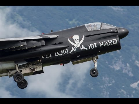 Fly Low Hit HARD HAF A-7E-Corsair Last Mission