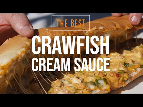 Easy Crawfish Cream Sauce