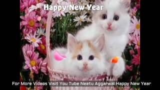 New Year Flowers For You Happy New Year Wishes Greetings Sms Quotes Wallpapers