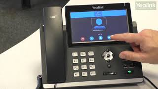 Yealink T48G Skype for Business handset