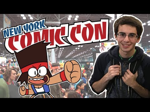 My New York Comic Con 2017 Experience