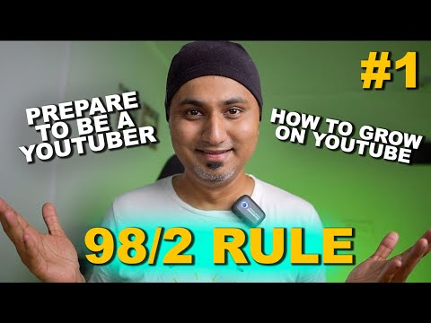 Before You Start Your YouTube Channel   How to Grow on YouTube #1