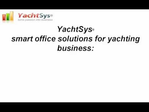 YachtSys® - The Yacht Charter Fleet & Broker Management System