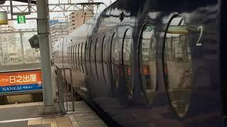 南海線 堺駅 ラピート
