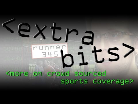 EXTRA BITS - More on Crowd-Sourced Sports Coverage - Computerphile