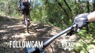 Mountain Biking Telonics, Art School and Lynx in