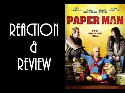 Reaction & Review| Paper Man