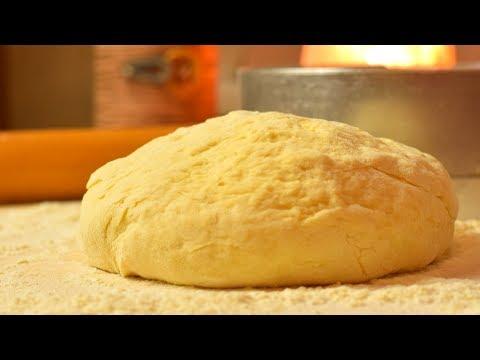 Тесто для вареников и пельменей (очень простой рецепт)   Мамины рецепты