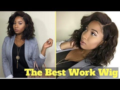 The Best Wig for Work! (Motown Tress- FARA)