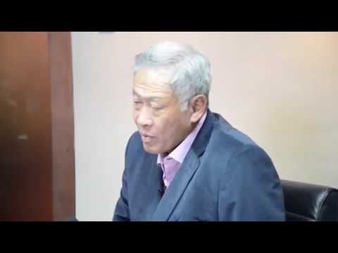 Ng Eng Hen on why it's important to combat terrorism together