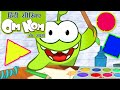 Learn Shapes - Om Nom Ke Sath Aakaar Sikhe | Om Nom Stories In Hindi