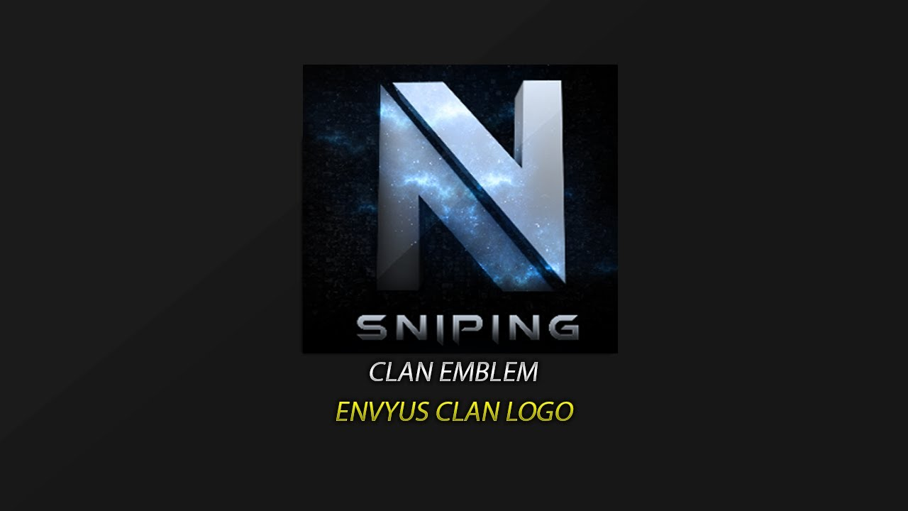 Black Ops 2 | Clan Emblem Tutorial : Team EnVyUs ...