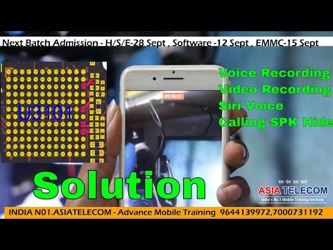iPhone 7Plus Audio Fault - Make 4 Jumper - जम्पर क्यों लगाना है देखो और सीखो #Master Work
