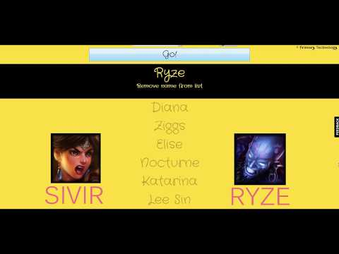 Sivir and Ryze Leaked - Dirty Footage (League of Legends