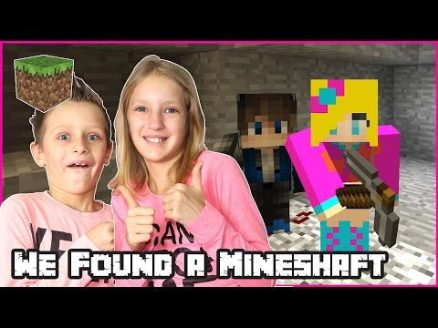 I Found a Mineshaft with Ronald