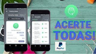 Como Acertar Todas As Perguntas Do Quize App - Melhor Aplicativo Para Ganhar Dinheiro No PayPal 2018