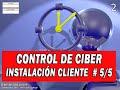 CONTROL DE CIBER INSTALACION CLIENTE + TRUCOS VIDEO 5 DE 5
