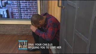 Steve, I Need To Know If These Are My Kids (The Steve Wilkos Show)