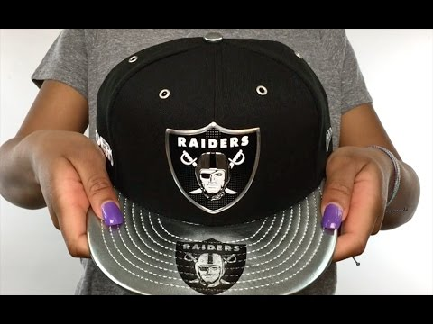 Raiders  2017 SPOTLIGHT  Fitted Hat by New Era - YouTube 8fdcf9b2854