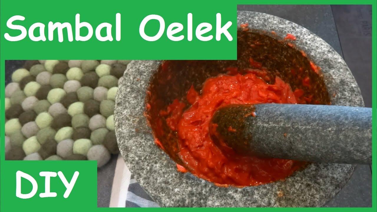 Sambal Oelek aus eigenen Chilis machen #DIY  #SvensTopfgarten #cayenne #Chili