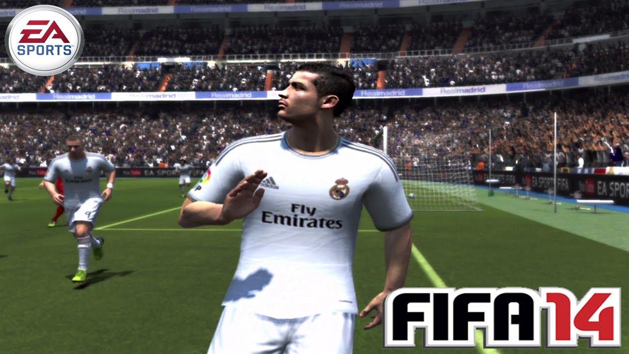 NEW Ronaldo Calm Down :: EASFC Celebration (Tutorial ...