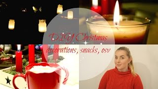 ♥DIY Christmas - Ljuslykta, doftljus, varm choklad m.m♥   Johanna Lind