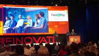 Face2Pay: Ak Bars Digital Technologies on #finovatefall2018