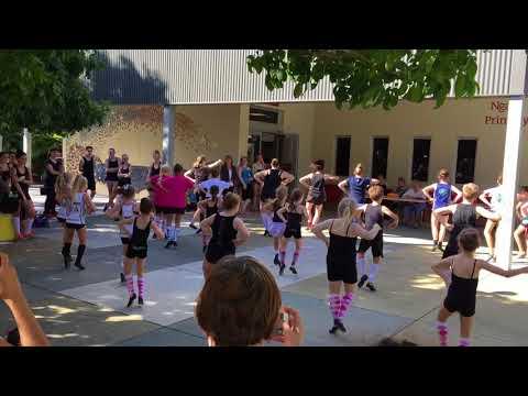 Rhiannon highland dancing post workshop choreography