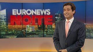 Euronews Noite   As notícias do Mundo de 13 de dezembro de 2019