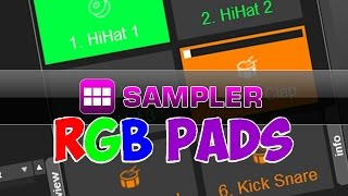 How RGB Pads Work in The Sampler - VirtualDJ 8 screenshot 5