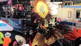 Le Groove Aruba 2014 Jump up & break a way-Tony Mingo-Soca Legend @ Carnival 60 Oranjestad