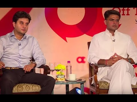 Off The Cuff with Jyotiraditya Scindia and Sachin Pilot