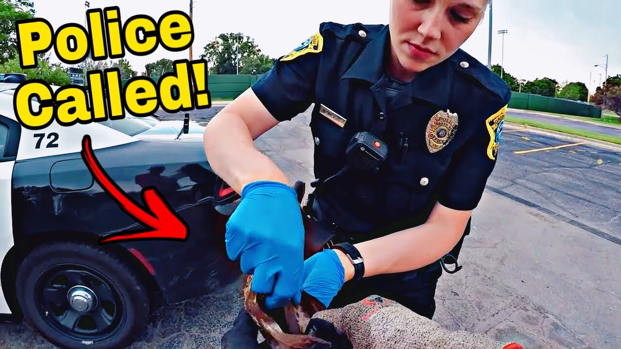 Police Called For Real Criminal Evidence Found Magnet Fishing - You Won't Believe What I Found!!!